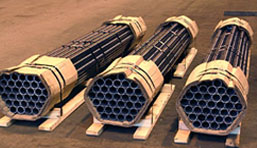 Carbon Steel EFW Pipe ASTM A 671 Grade CC 60 Packaging