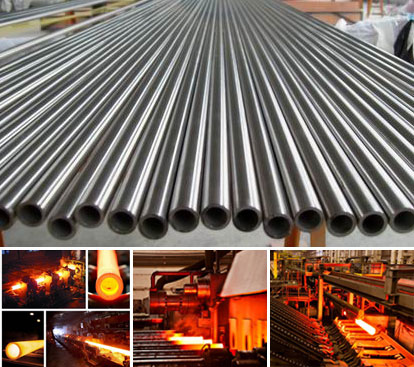 Inconel Pipes and Incoloy Tubing Manufacturers