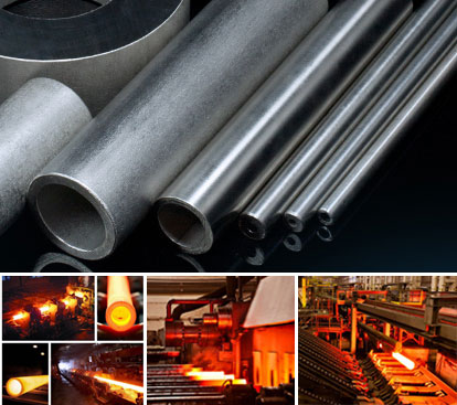 Steel Pipes & Tubes Manufacturers