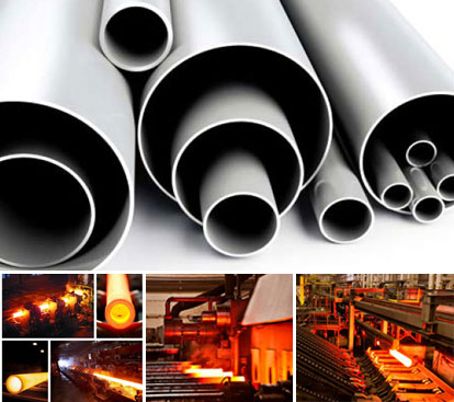 ASTM A312 TP 304L Stainless Steel Seamless Pipes Manufacturers