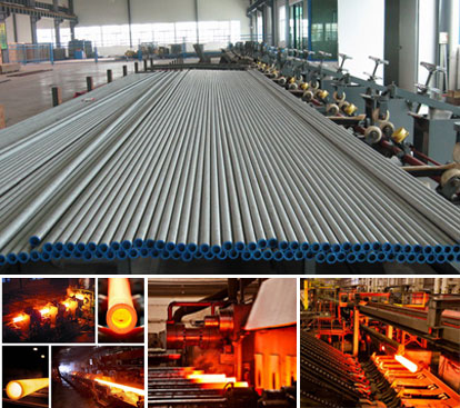 ASTM A213 TP 309H Stainless Steel Seamless Pipes Manufacturers