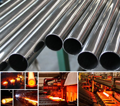 ASTM A213 TP 310 Stainless Steel Seamless Tubes Manufacturers