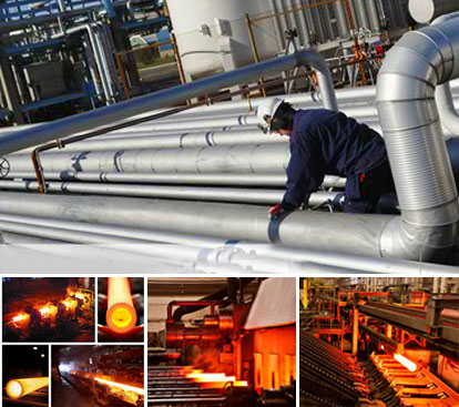 Pipes acc. to ASME B36.10/19 Manufacturers